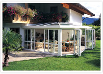 Modular Fixed Roofs for Outdoor Structures